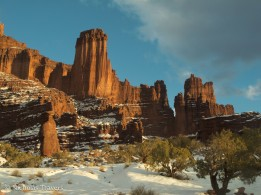 Utah - Fisher Towers