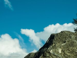 Clouds and Rock