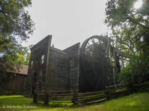 Beal Grist Mill!
