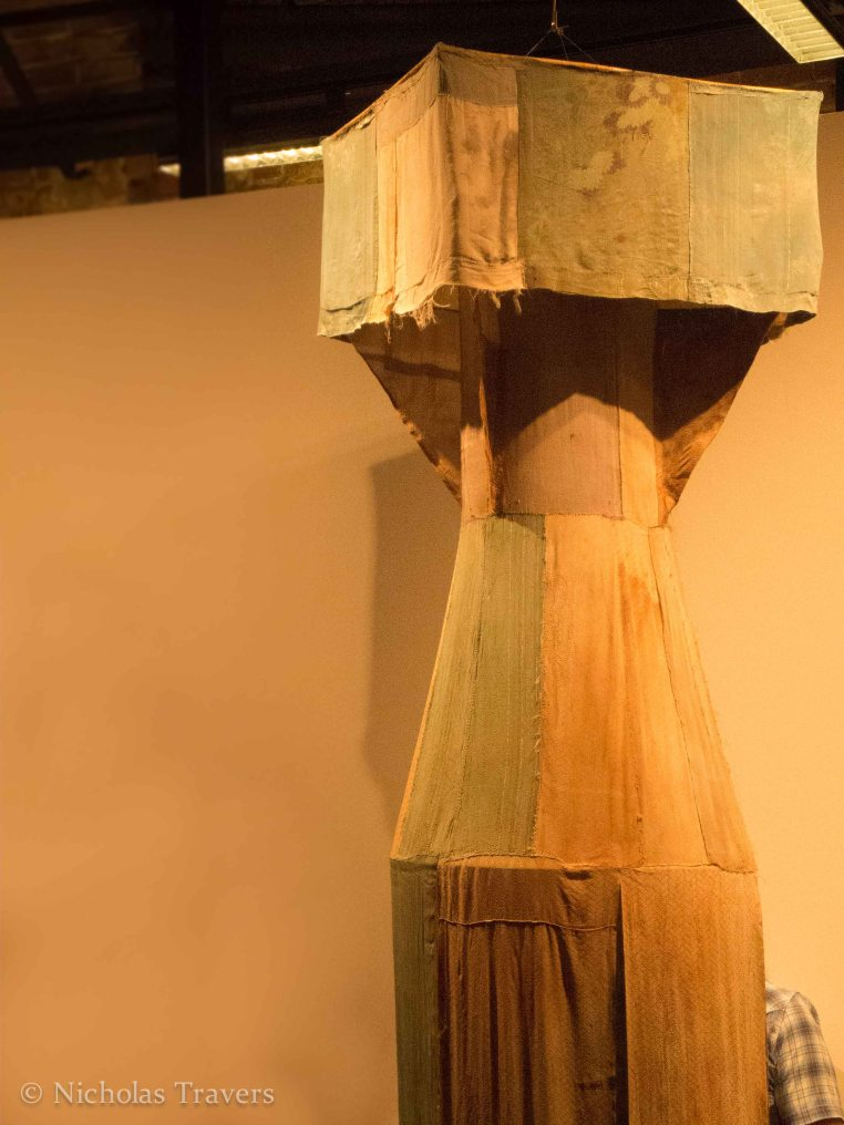 Black Rain: Memories, Histories, Places, Bodies by artist Yukiyo Kawano