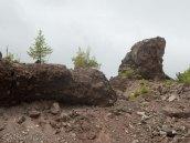 lava pillar and shelf