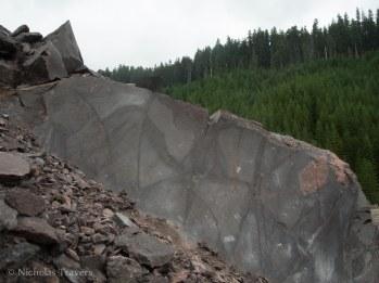 lava facade
