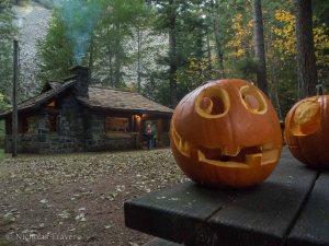Pumpkin carving party!