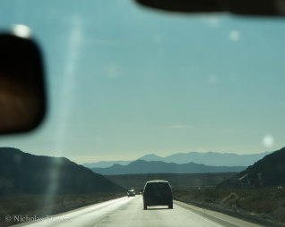 Layered Mountains ahead