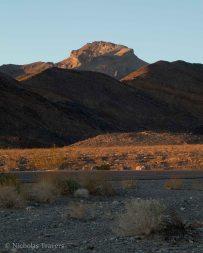 Tortured Ridge, Death Valley