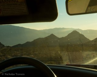 Warning, Death Valley