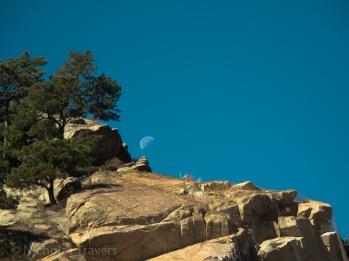Boulder Canyon Halfmoon