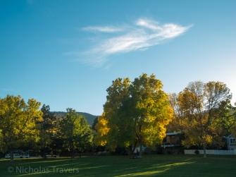 Fractus over North Boulder Park