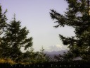 Another glimpse of Mt Rainier