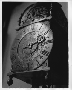Clock, Amsterdam, 2009