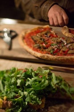cibo hot pizza and cecina