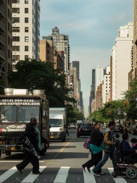 City Avenue Canyon, NYC