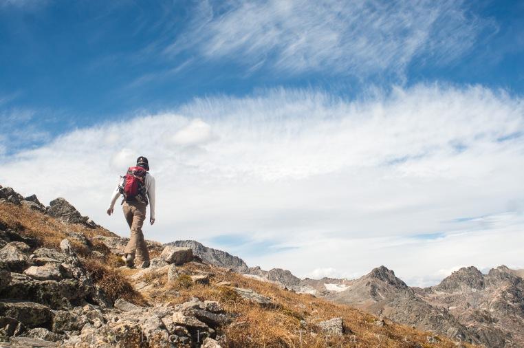 Walking the Glacier Ridge Trail