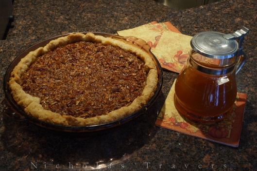 Pecan pie and apple cider, that all ya areally need