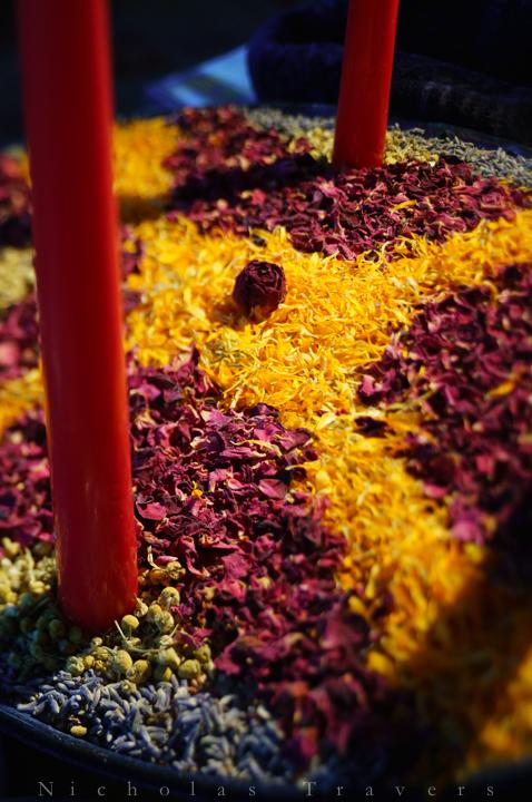 This Year's Advent Wreath Mandala